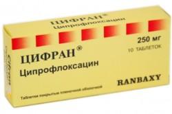 «Цифран» для лечения цистита