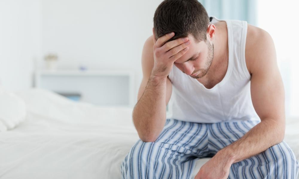 Проблема цистита у мужчины