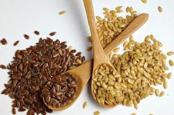 Льняное семя для лечения цистита
