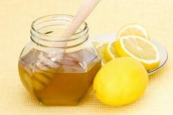 Мед и лимон для лечения цистита