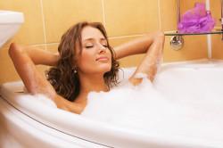 Теплые ванны для лечения цистита