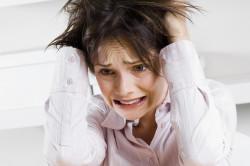 Тревожные состояния - проявление цистита