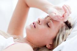 Высокая температура - симптом камней в мочевом пузыре
