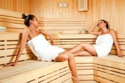 Посещение бани при цистите
