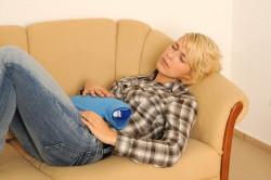 Боль внизу живота - симптом эндометриоза
