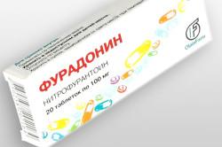 Фурадонин для лечения цистита