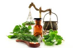 Природные компоненты для изготовления гомеопатических препаратов