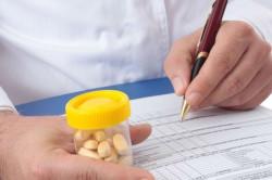 Назначение доктором препаратов для лечения цистита