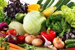Овощи для укрепления мочевого пузыря