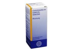 Стафизагрия для лечения цистита