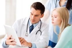 Обращение к врачу при болях